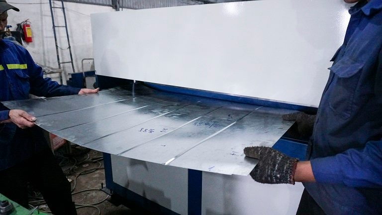 Dây chuyền sản xuất ống gió autoline ii
