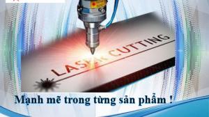 Máy cắt Laser CNC là gì