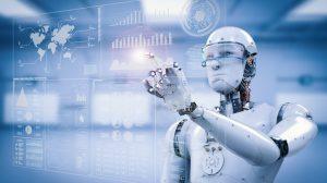 Ứng dụng Robot AI trong công nghiệp